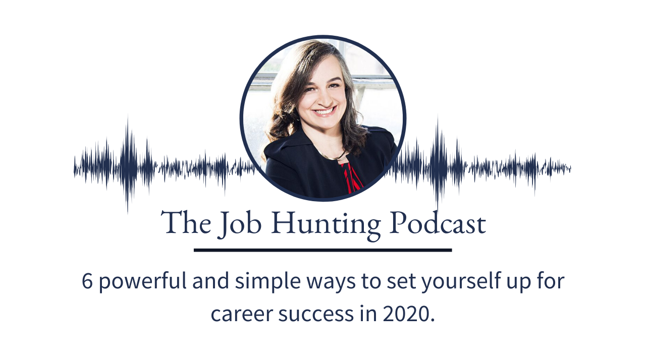 The Job Hunting Podcast Episode 13