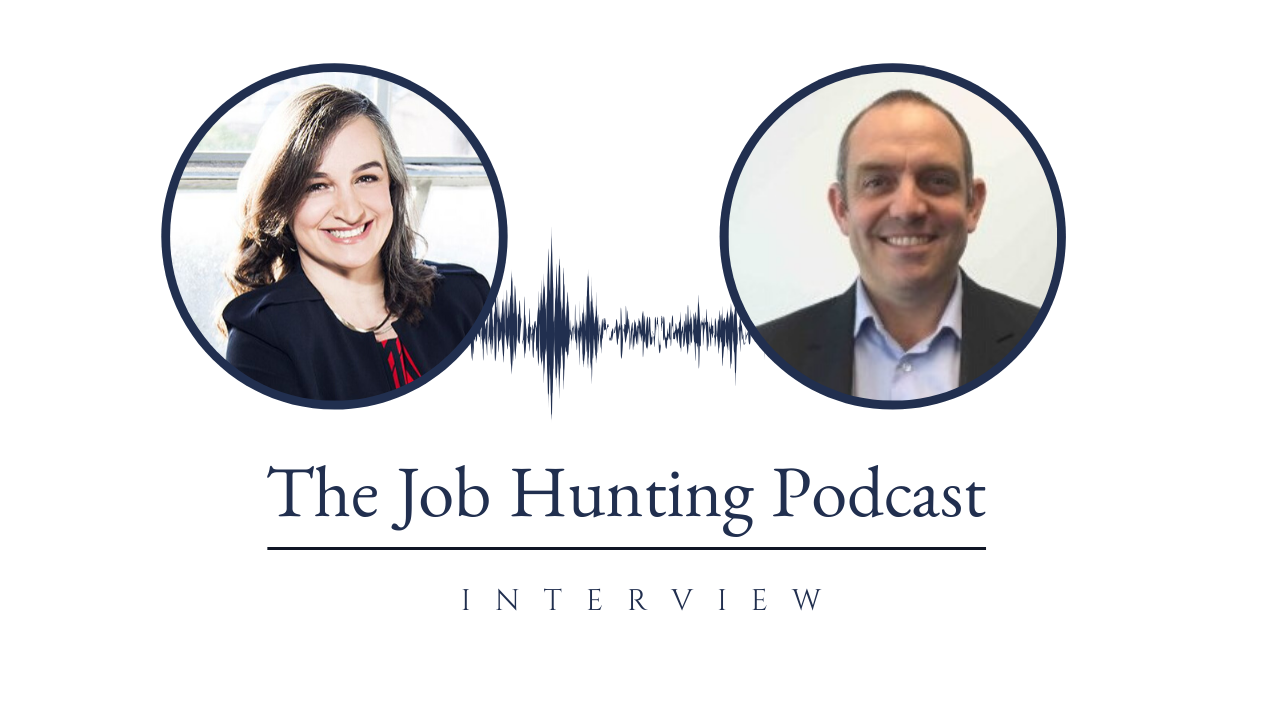 The Job Hunting Podcast Episode 8