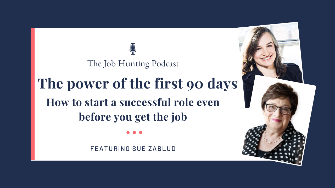 The Job Hunting Podcast Episode 68