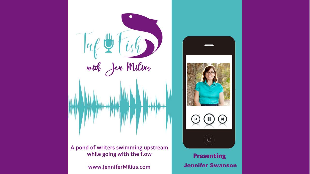 The TufFish Show || Jennifer Swanson from Science Rocks!