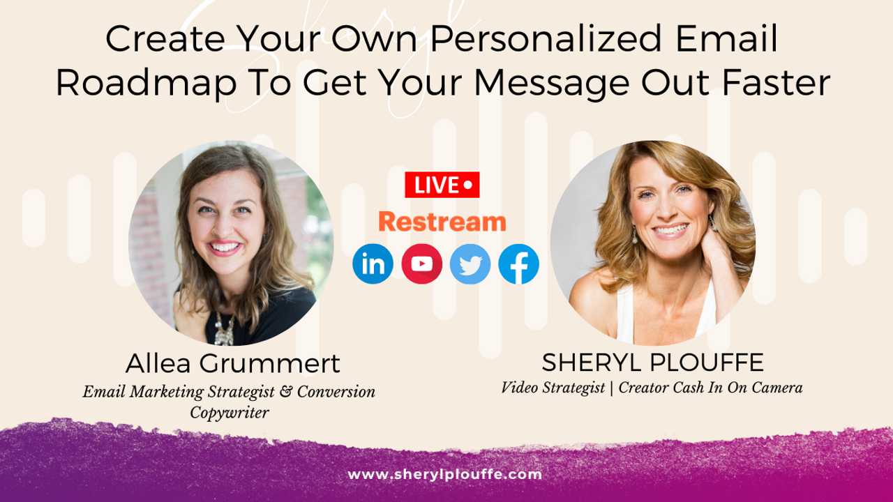 Create Your Own Personalized Email Roadmap To Get Your Message Out Faster