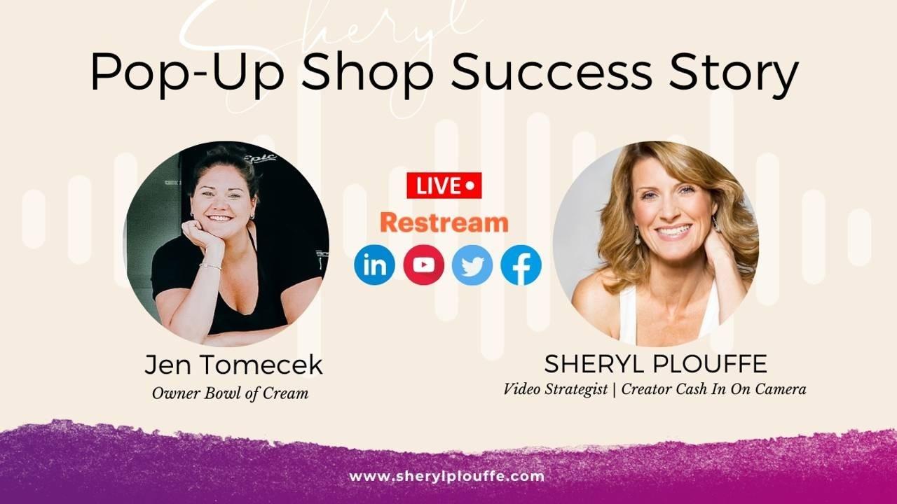 Pop-Up Shop Success Story