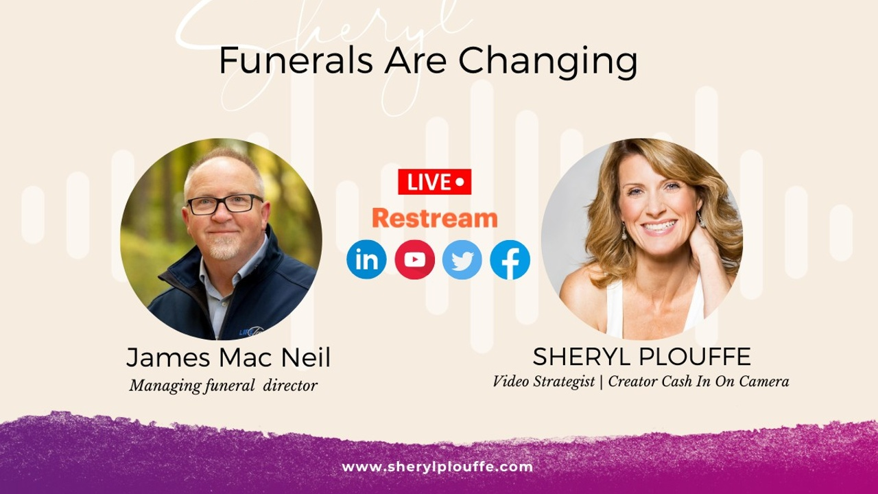 Funerals Are Changing