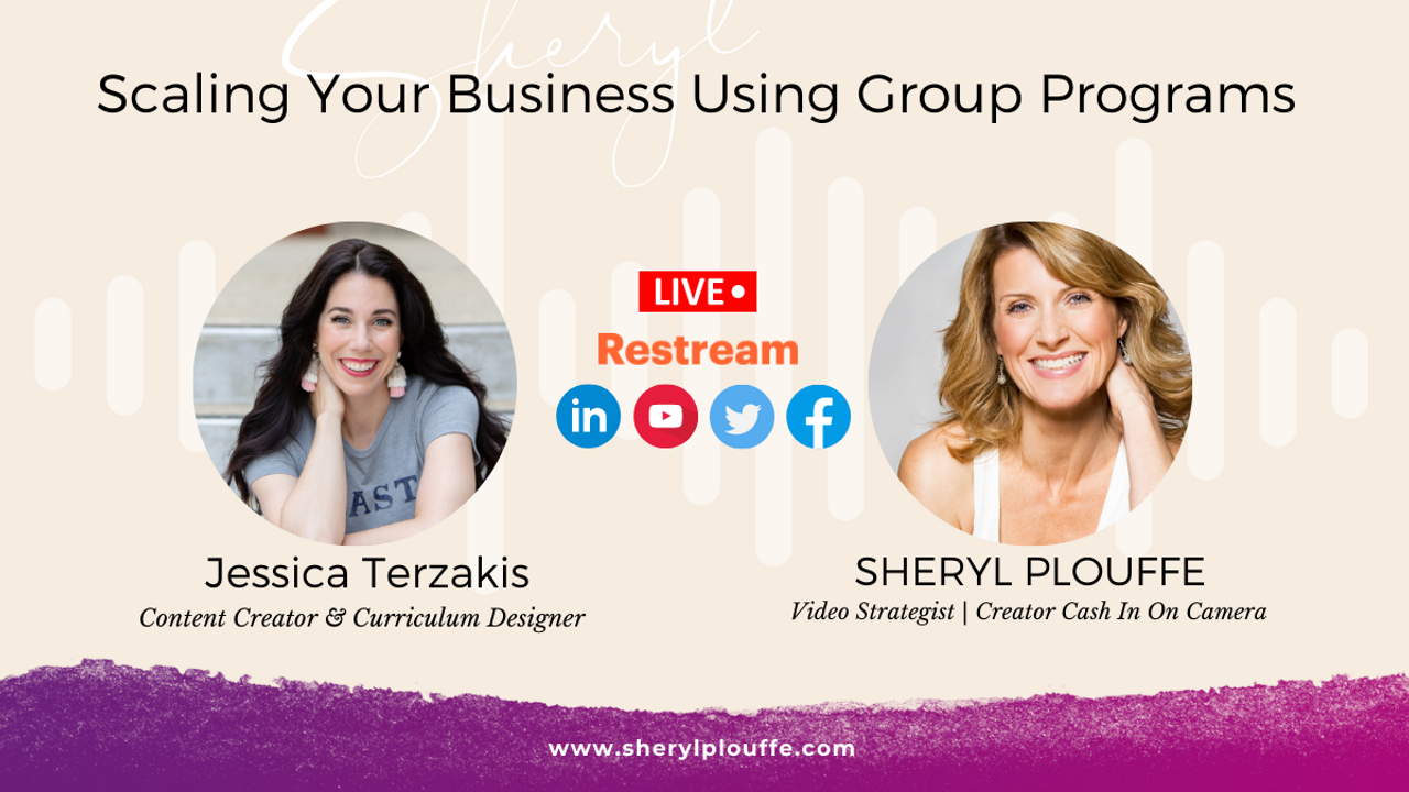 Scaling Your Business Using Group Programs