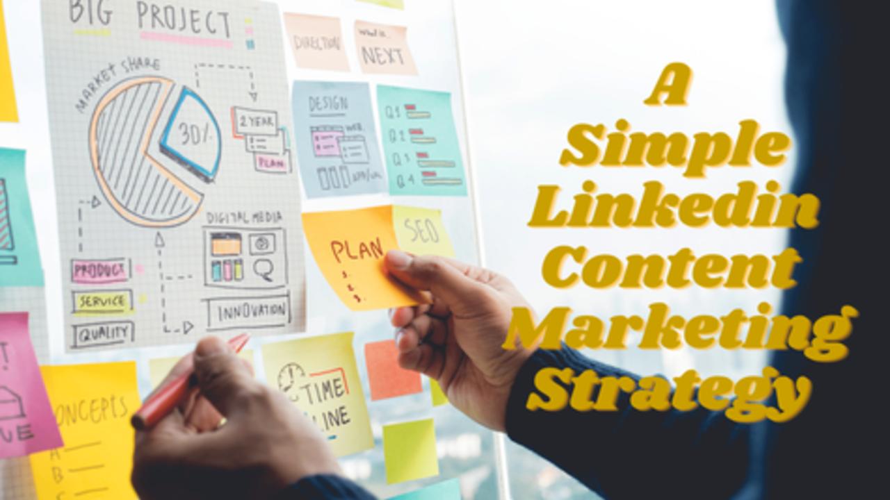 linkedin content marketing strategy