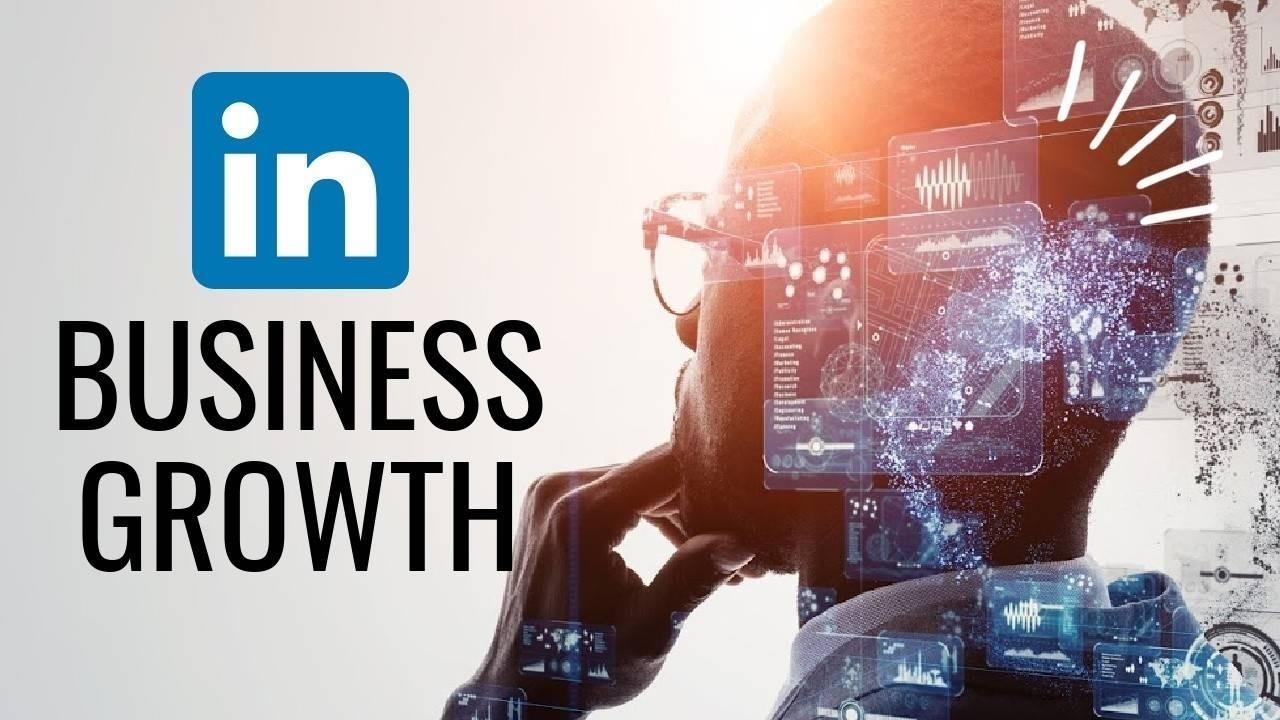 linkedin business growth