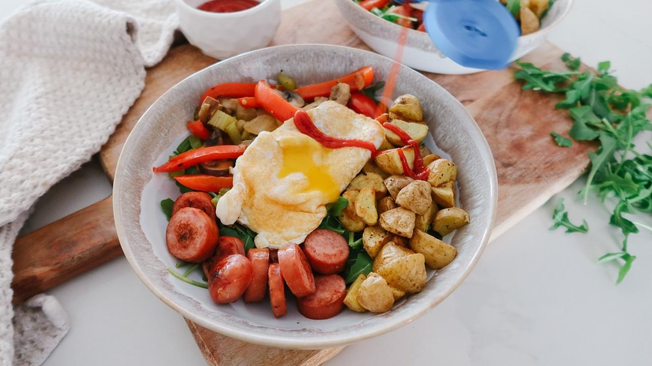 Breakfast Energy Bowl