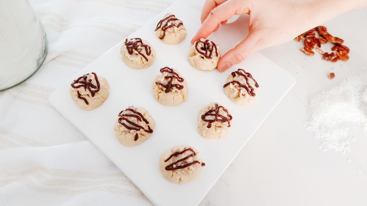 Taste of Home Mountain Cookies