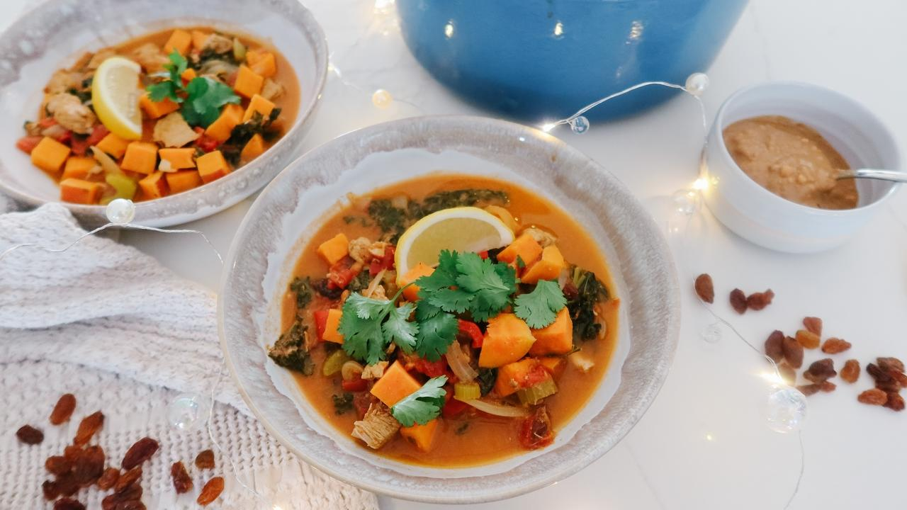 Registered Dietitian Healthy Vegetable Stew