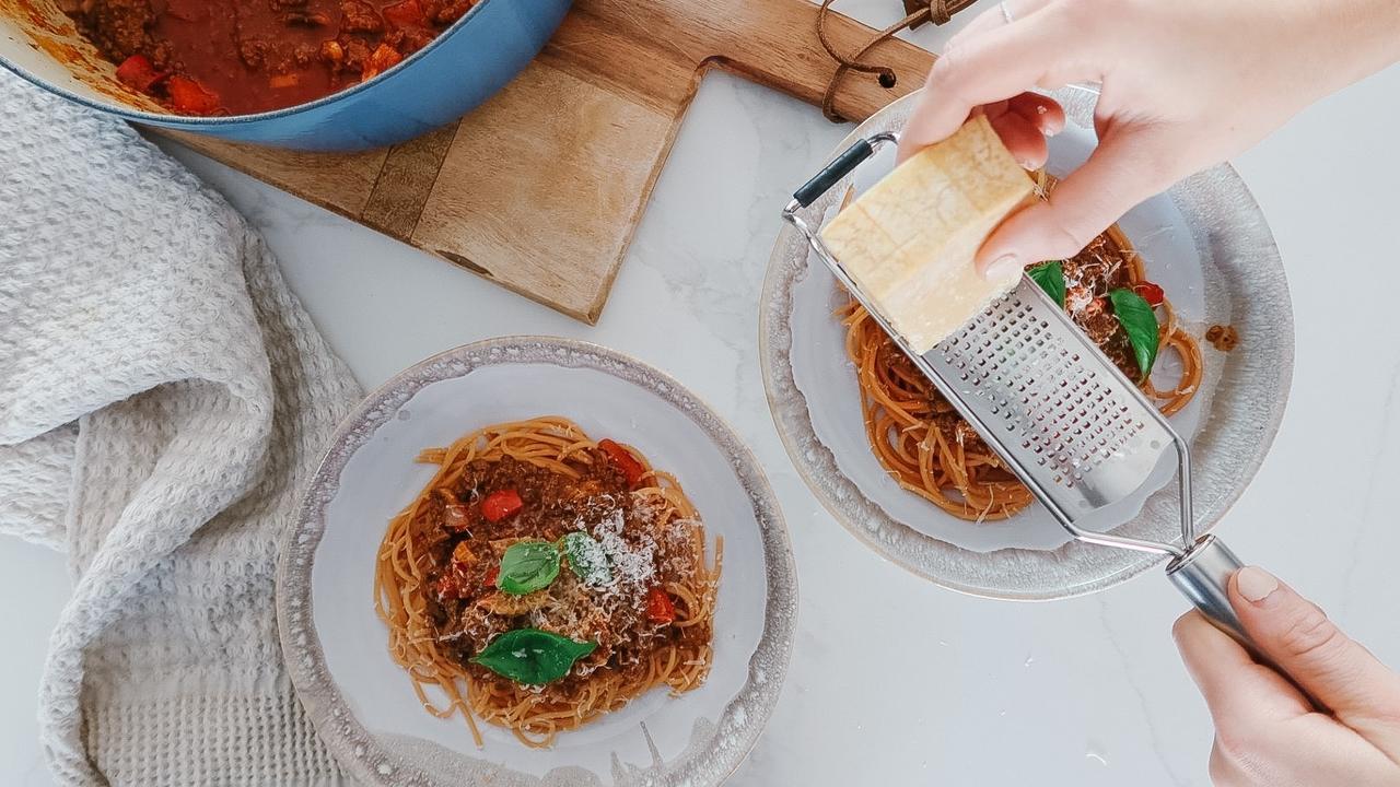 Healthy Spaghetti Meat Sauce