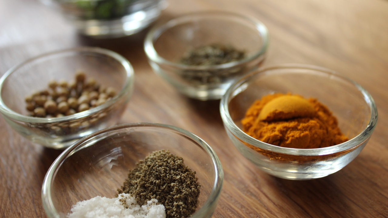 An Introduction to Spices