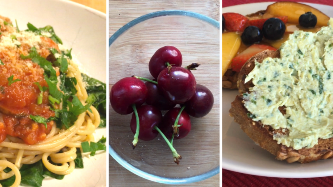 What I Eat in a Day, Weekday Edition!