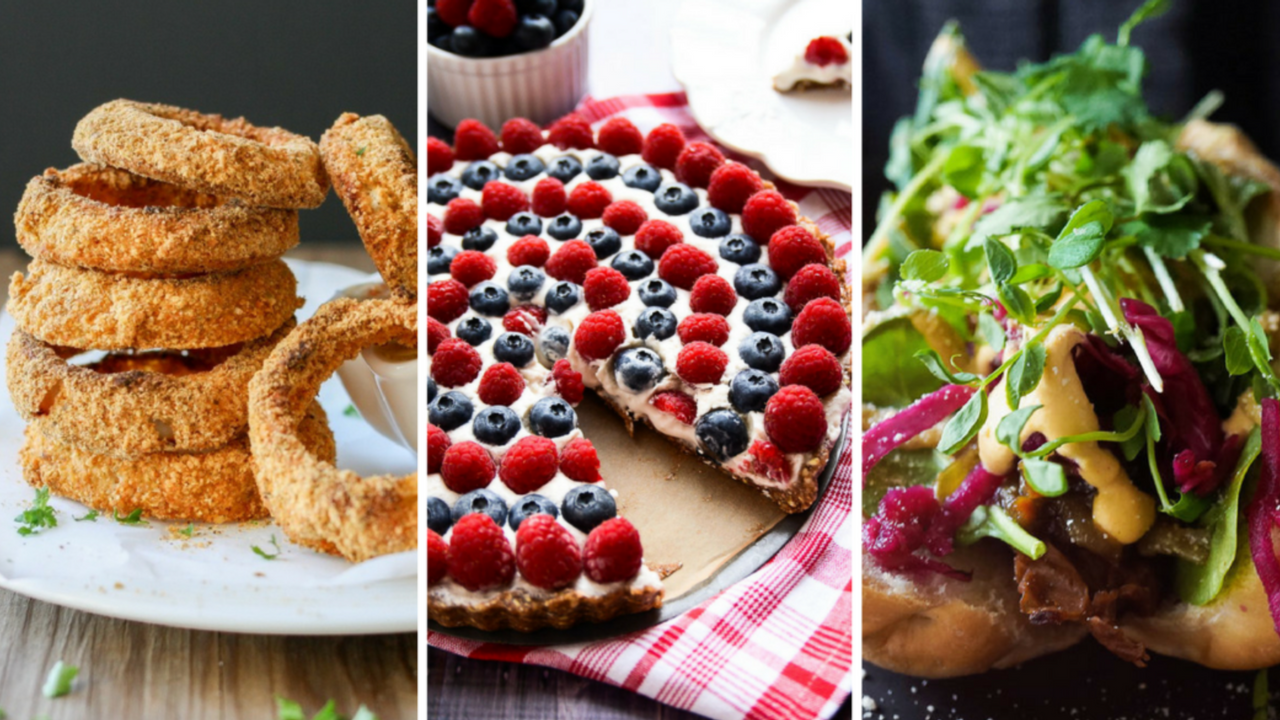 Vegan Recipes for the 4th of July