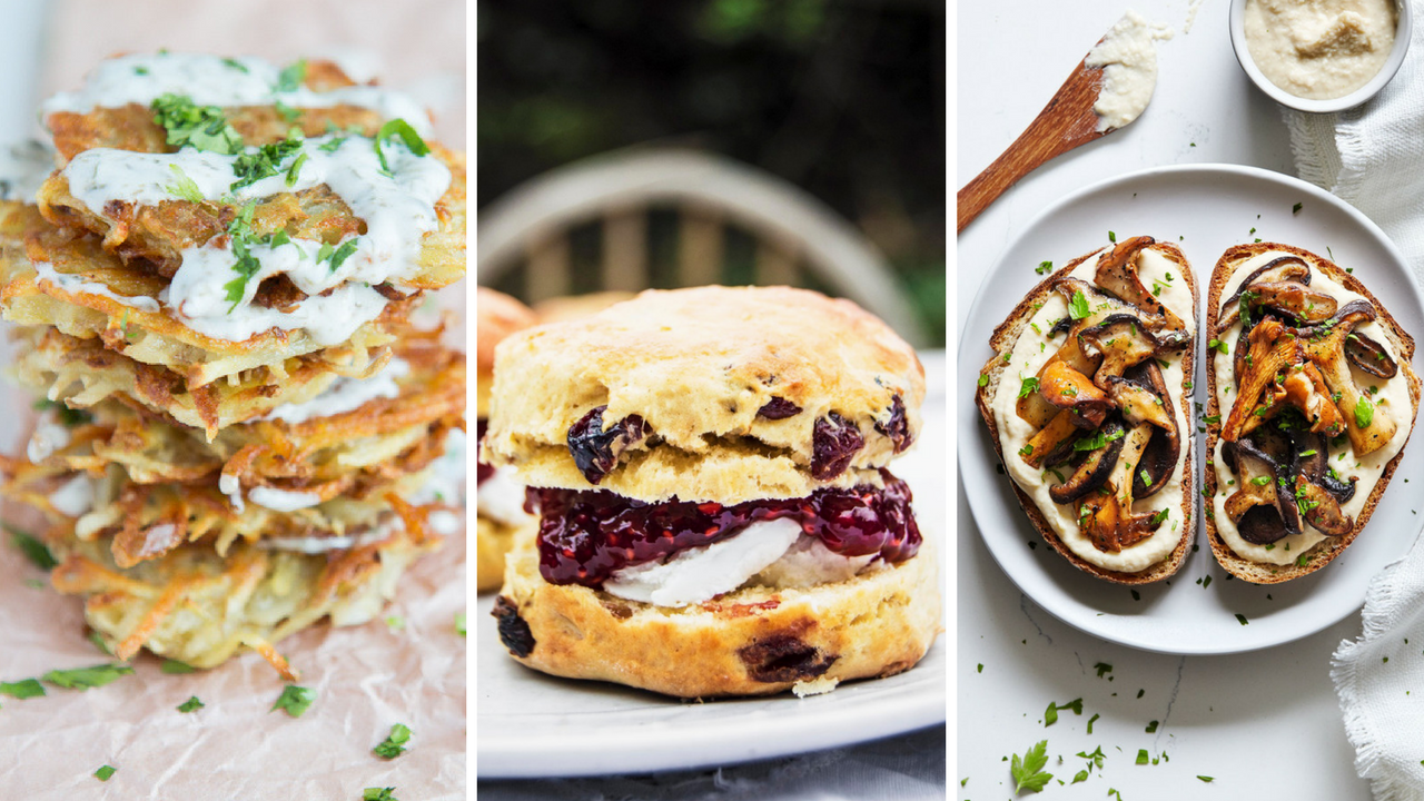 8 Mouth-Watering Vegan Breakfast Recipes for Mother's Day