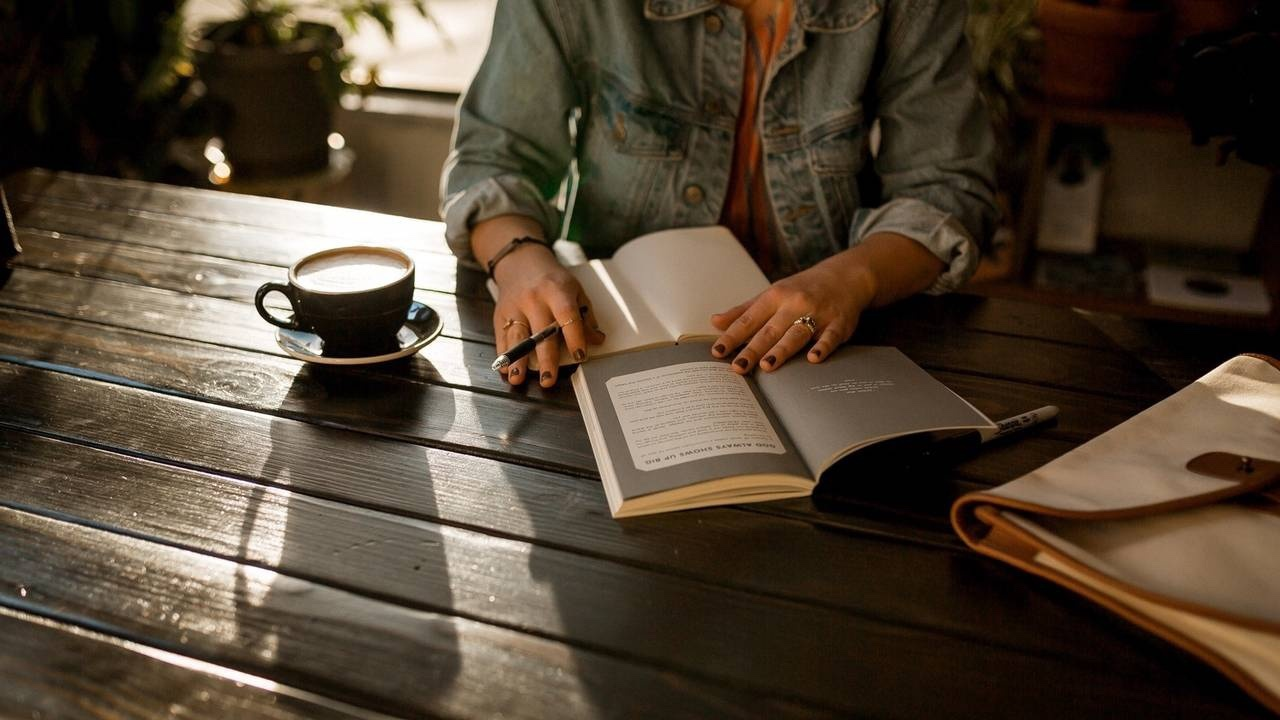 Why Should I Start a Journaling Practice?