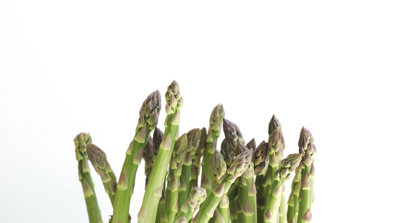 Ode to Asparagus: We Usually Call Him just Gus