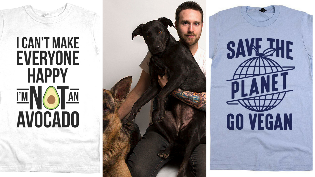 Everything Vegan: A Cruelty-Free Apparel Company with the Best Vegan Message Wear Out There!