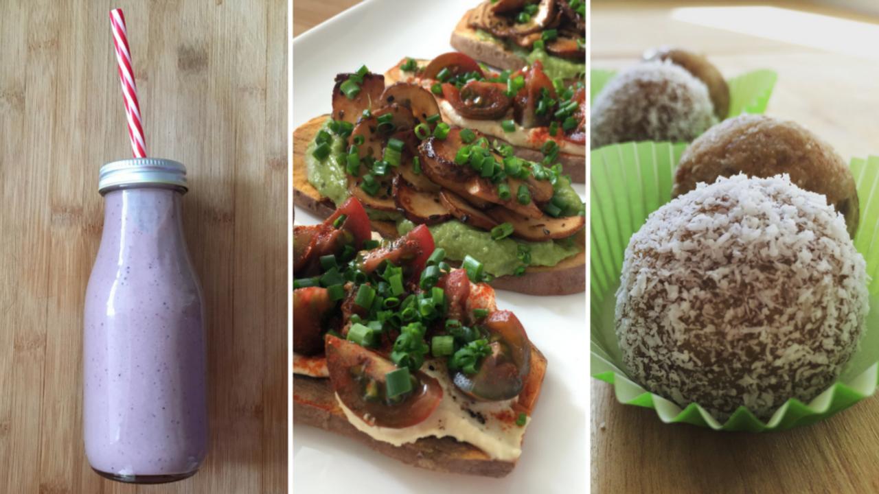 3 New Delicious Vegan Snack Ideas