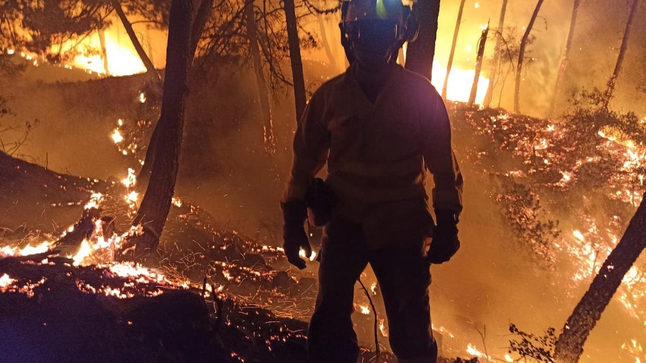 Estepona Fireman - total hero