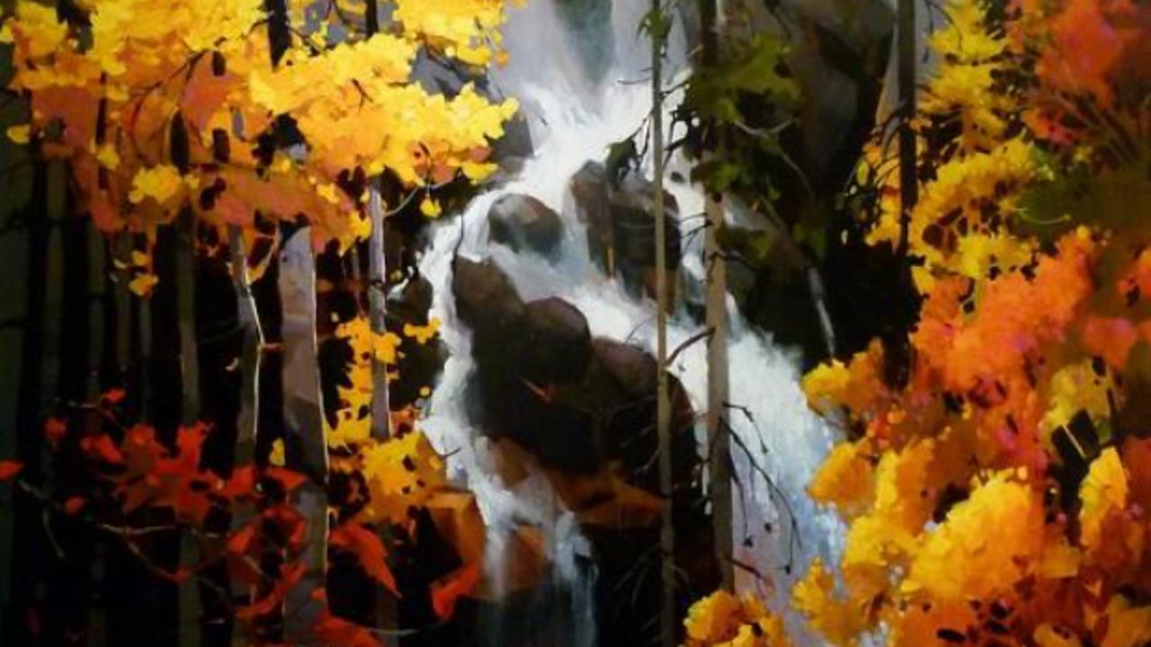 Michael O'Toole's Waterfall