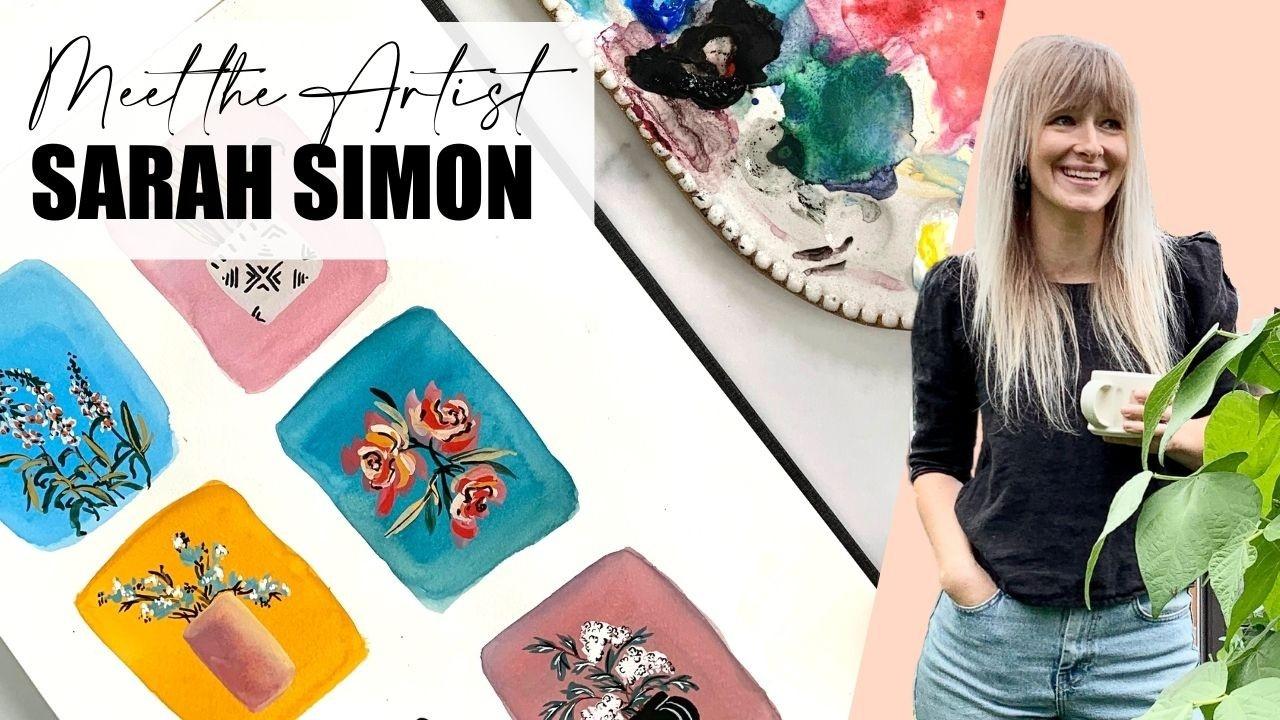 Sarah Simon from The Mint Gardener