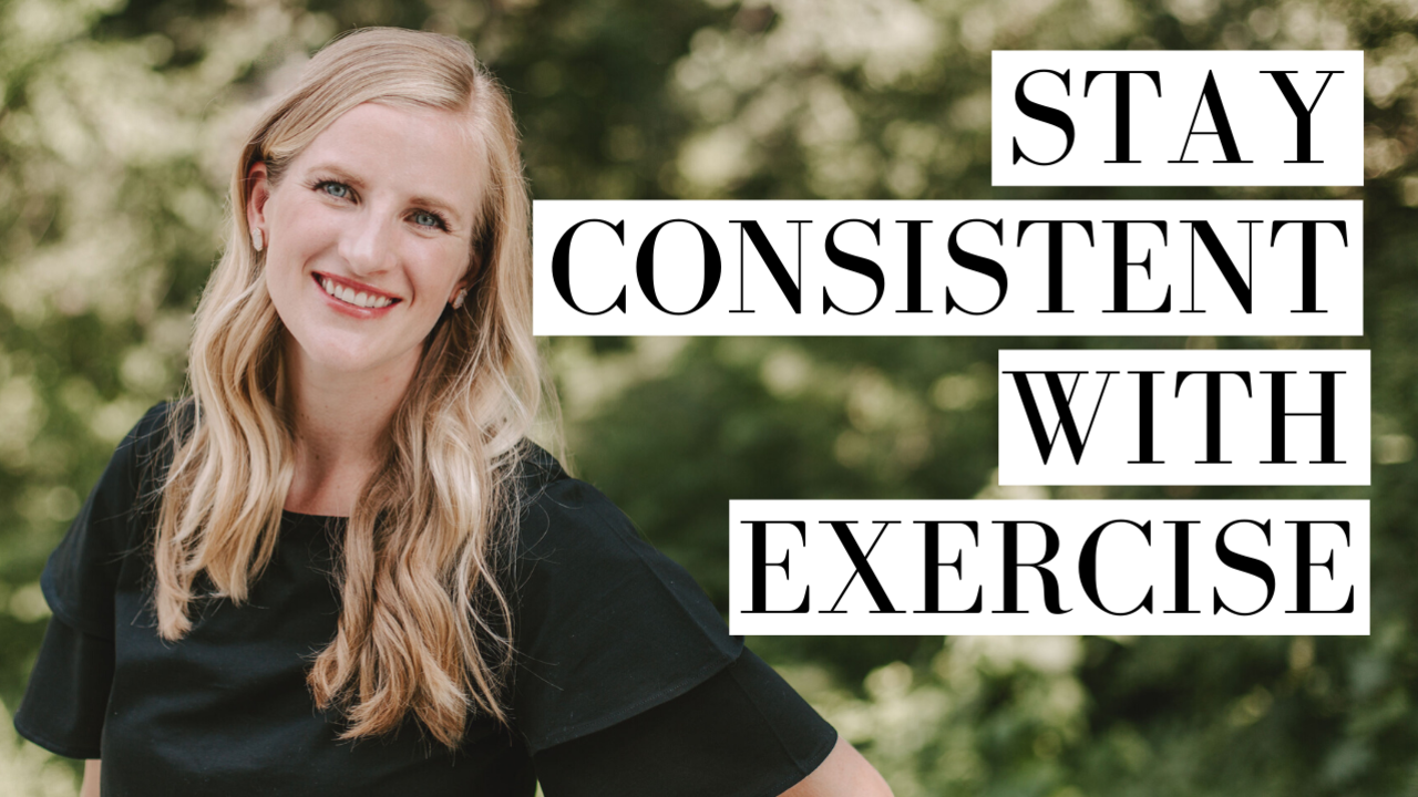 How to Make Exercise A Habit with Kathleen Trotter