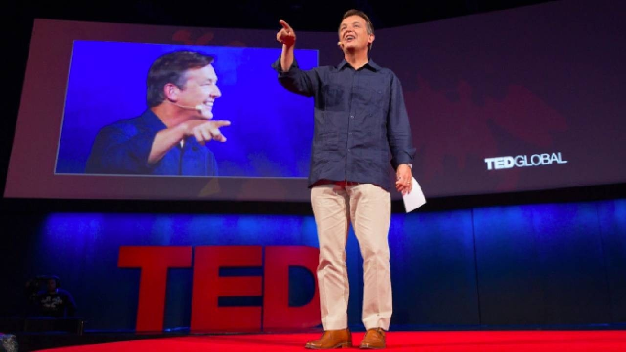How to be a successful TED Talker