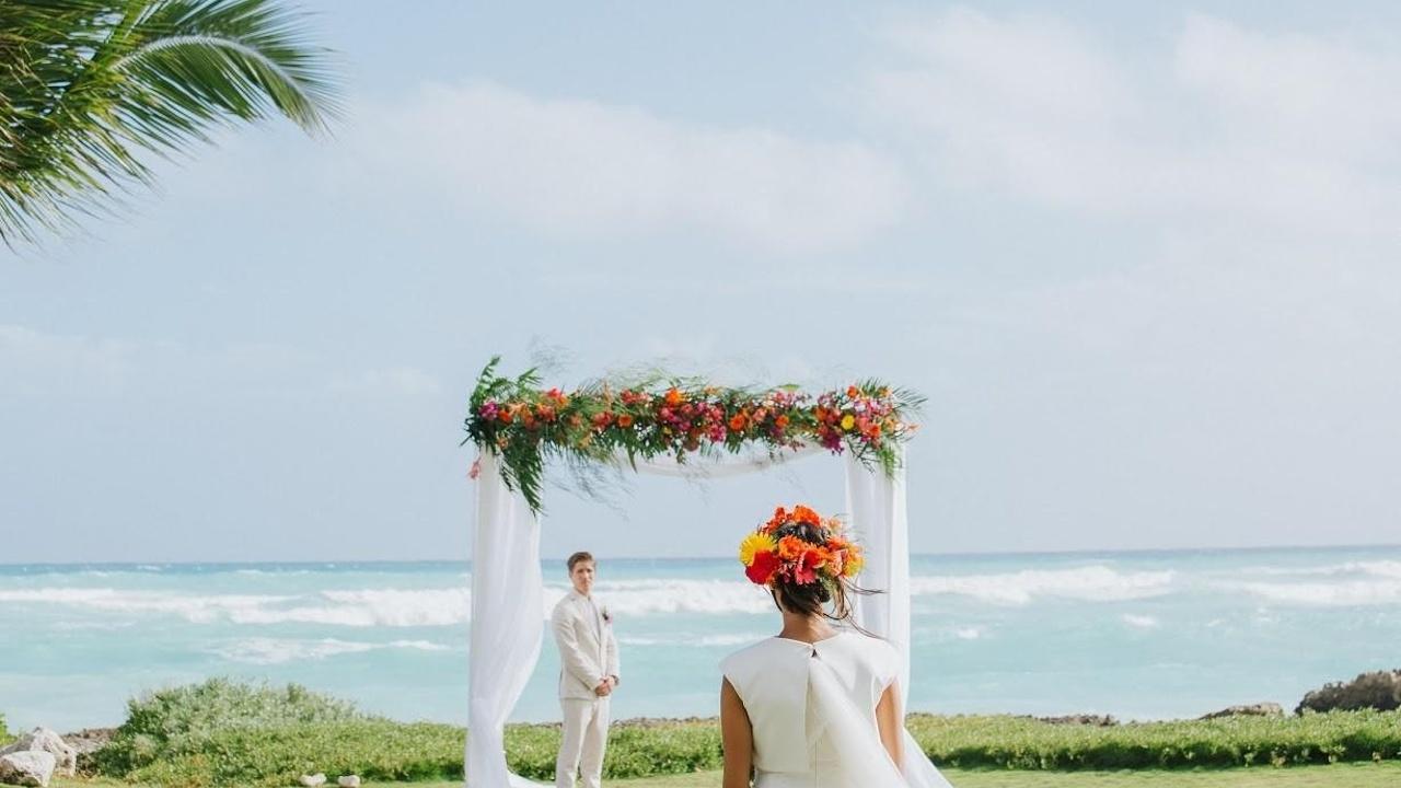 Destination Wedding at Eden Roc Cap Cana, Dominican Republic