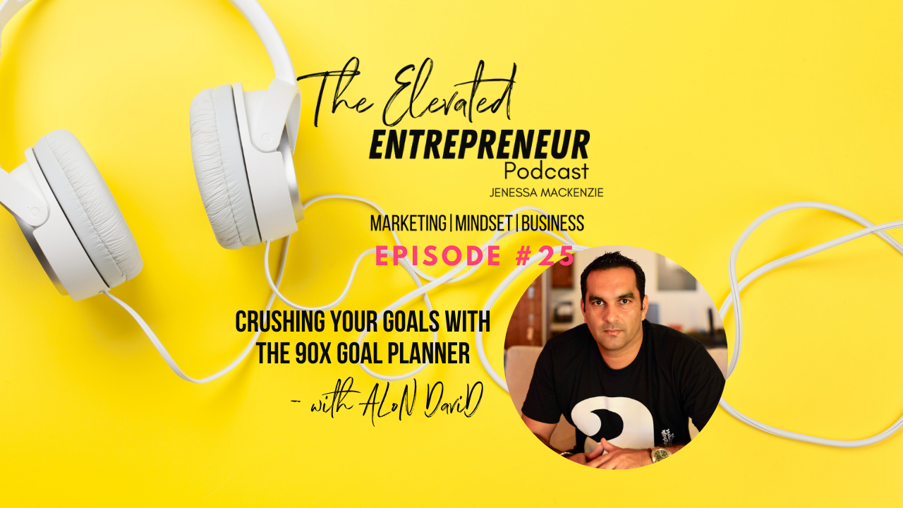 Blog image for The Elevated Entrepreneur Podcast ep 25