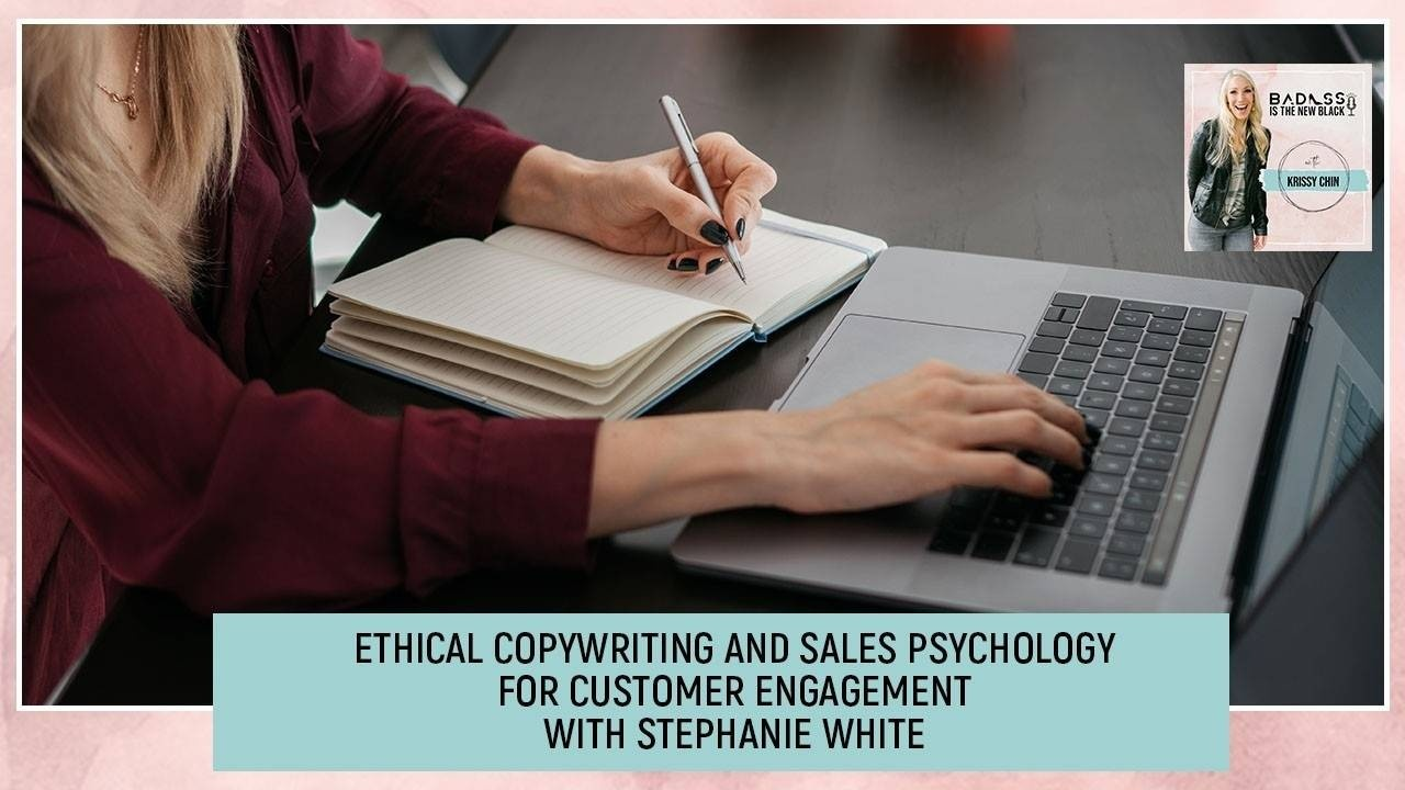 BNB 32 Stephanie White | Ethical Copywriting