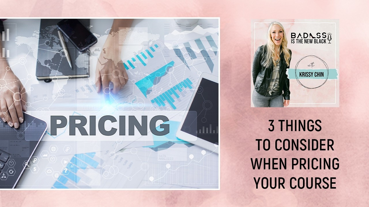 BNB 28 Krissy Chin |Pricing Your Course