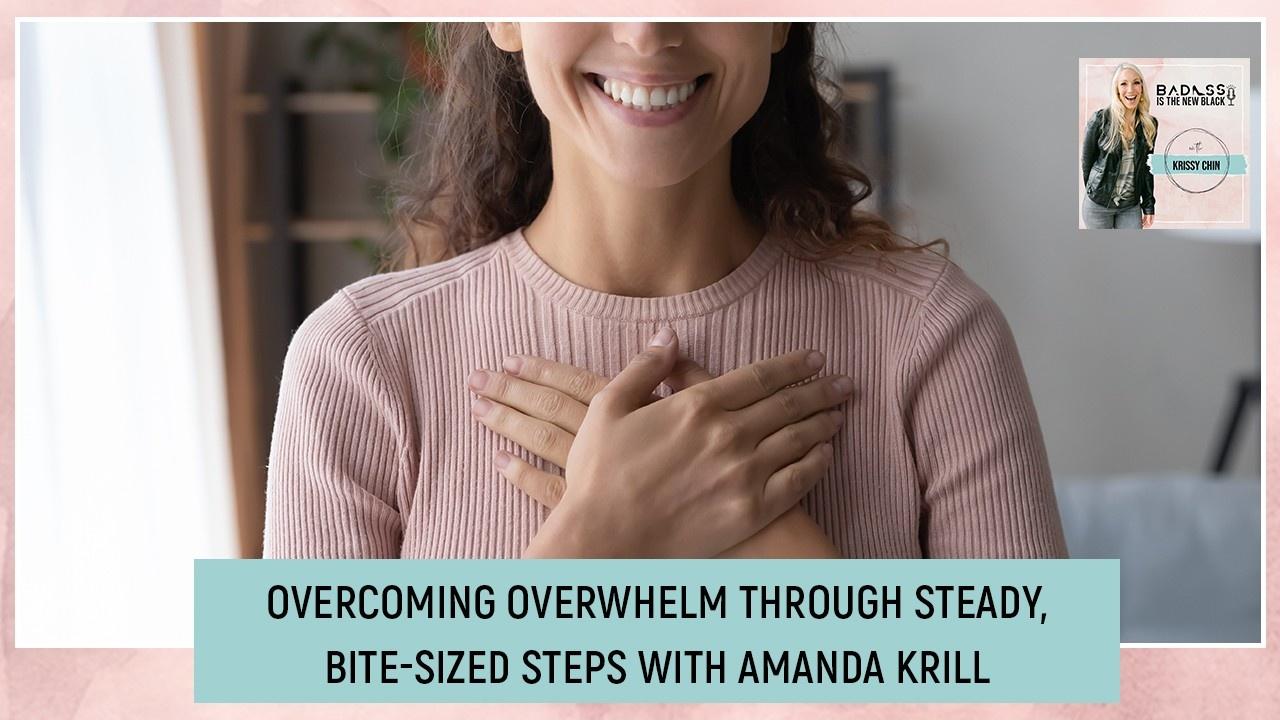 BNB 12 | Overcoming Overwhelm