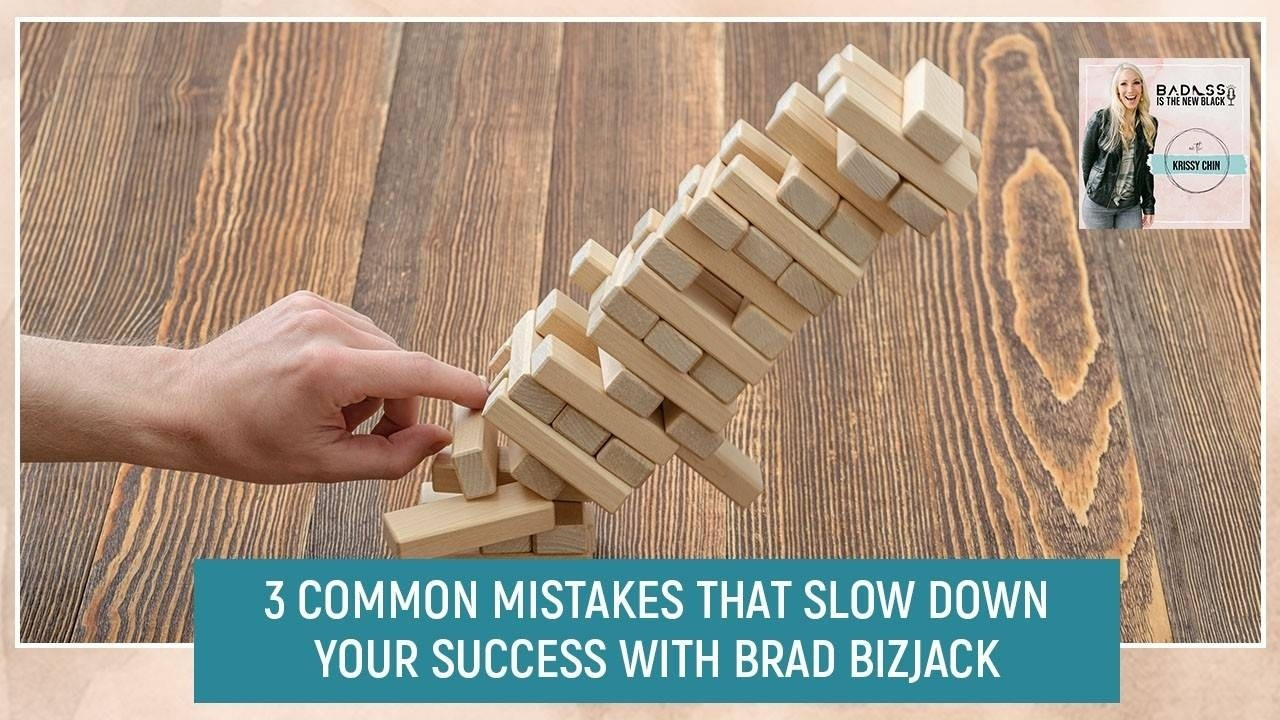 BNB 38 | Mistakes That Slow Success