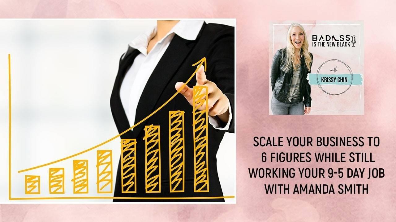 BNB 25 Amanda Smith | Business Scale