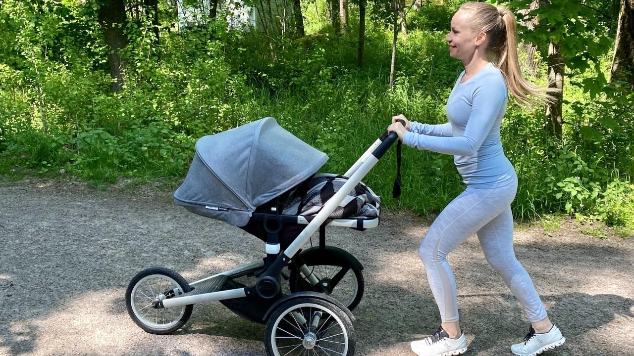Milloin aloittaa juoksu raskauden ja synnytyksen jälkeen
