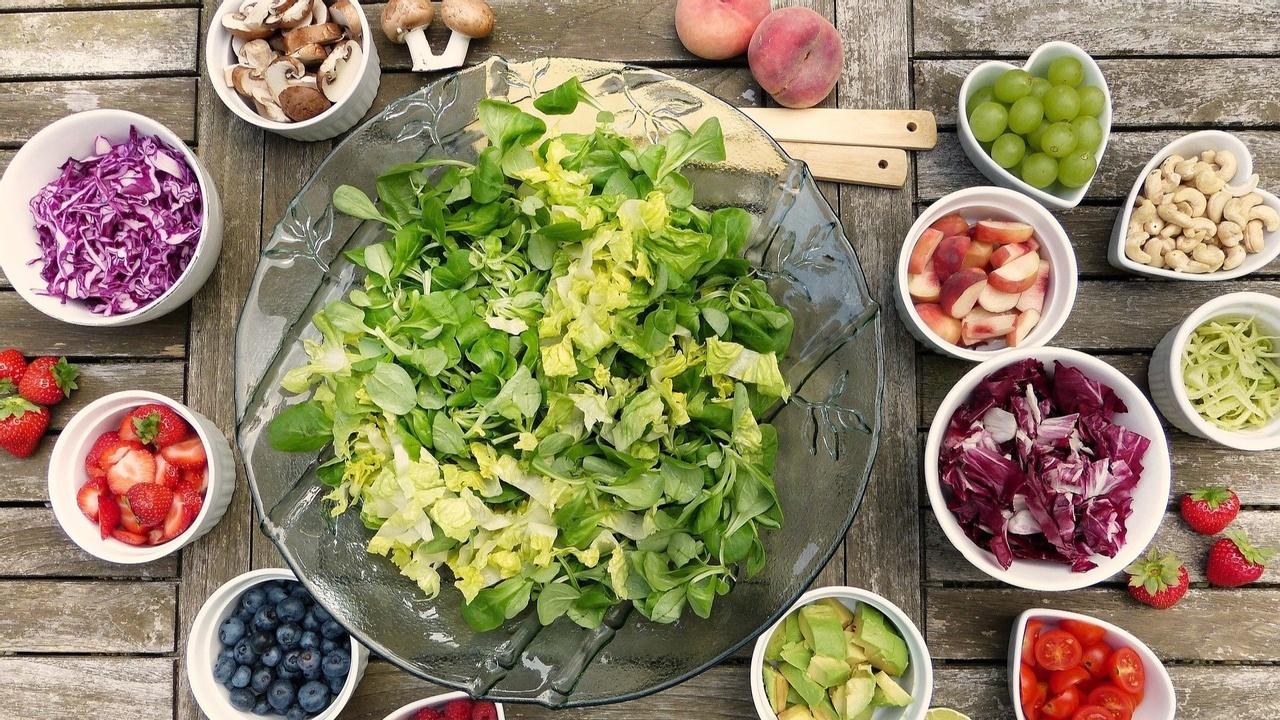 Vihannesten lisääminen ruokavalioon