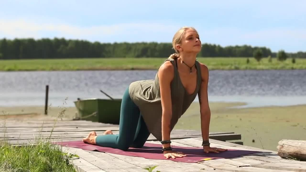 Easy Yoga For Weight Loss Yoga For Beginners