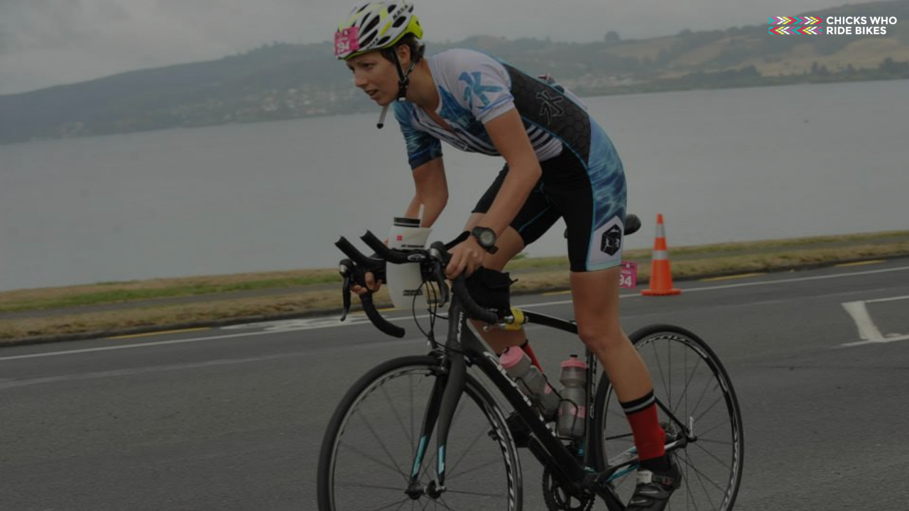 women's cycling modify road bike for triathlon