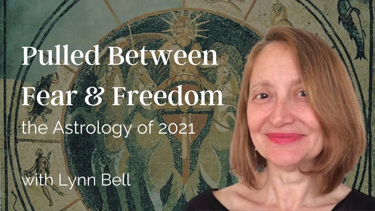 Free astrology workshop with Lynn Bell.
