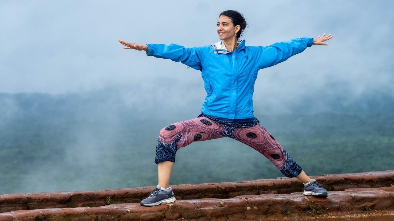 Yoga on pilgrimage to Sri Lanka
