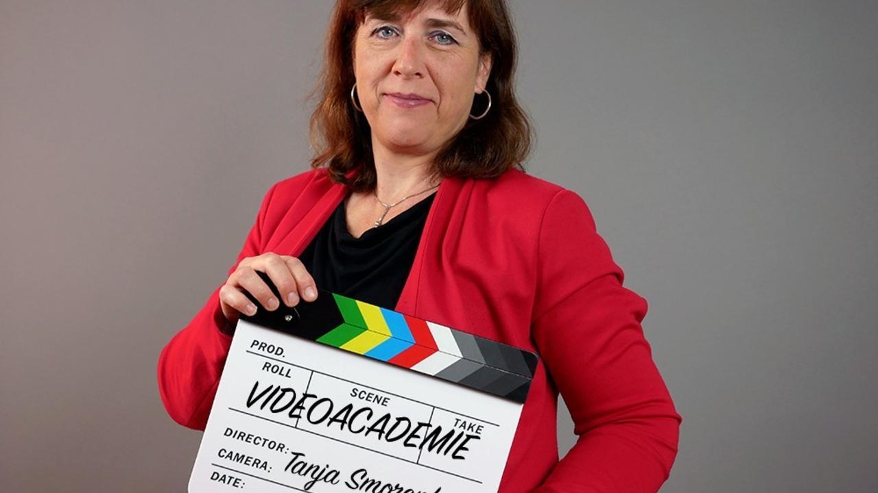 VideoAcademie- clapperboard