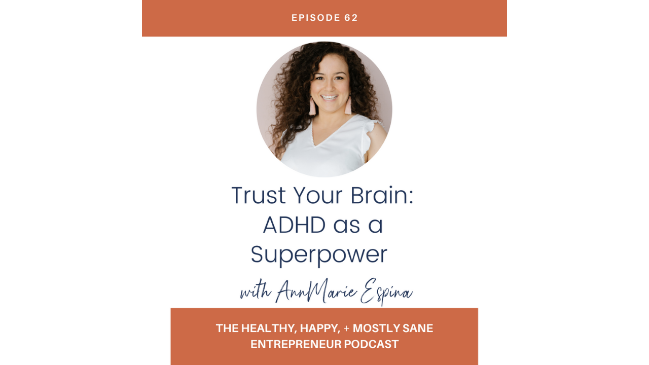 use ADHD to your advantage