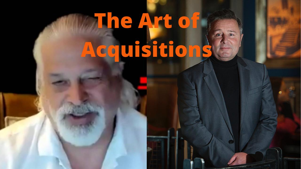 Interviewing Serial Entrepreneur Allen Witters