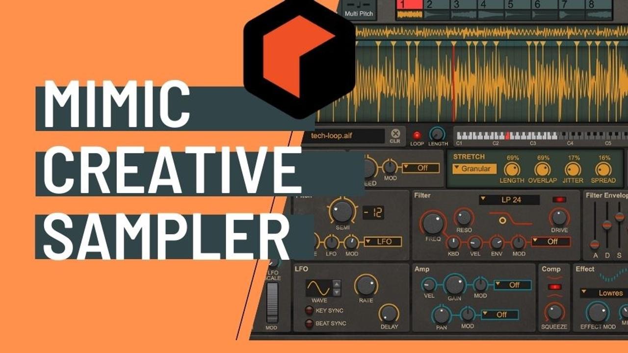 Mimic Creative Sampler
