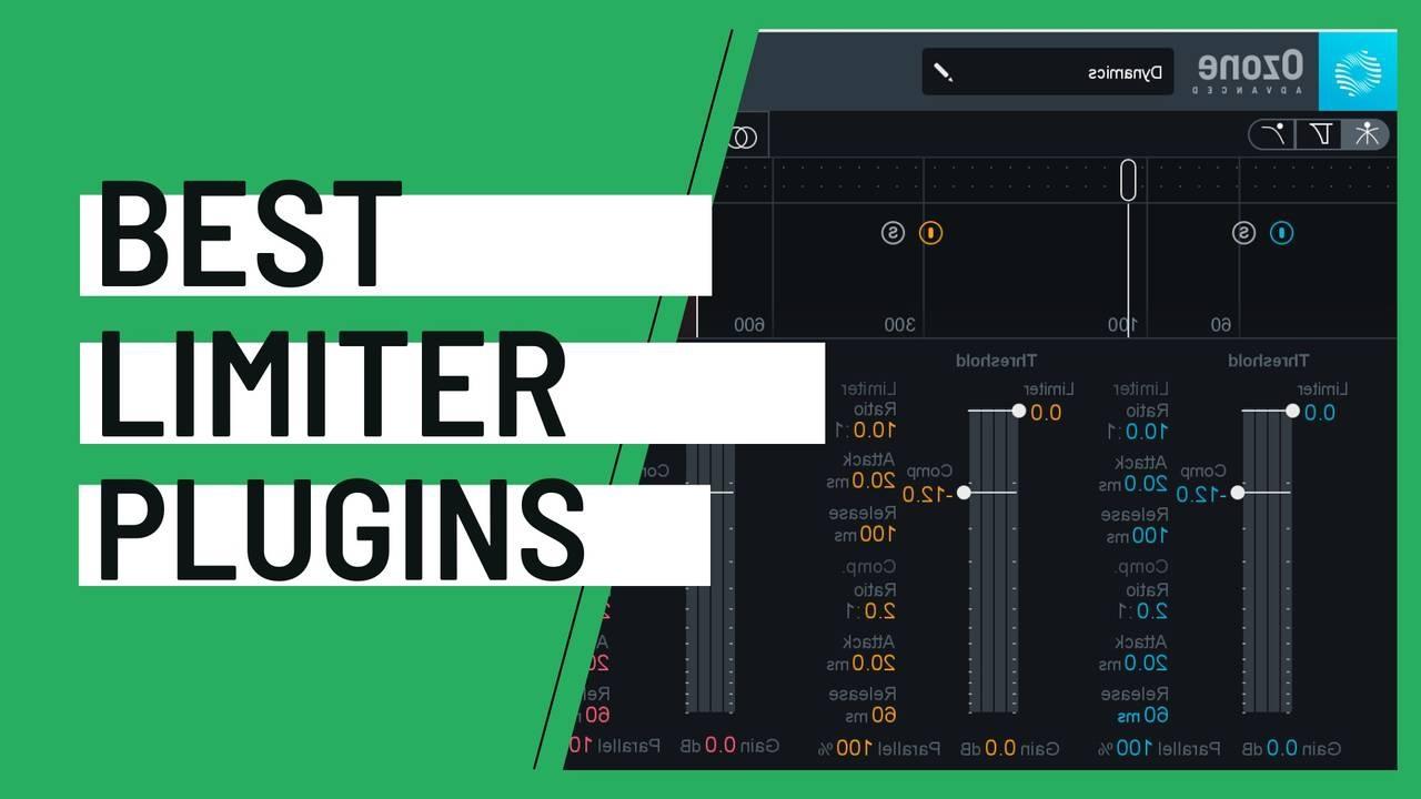 Best Limiter Plugins