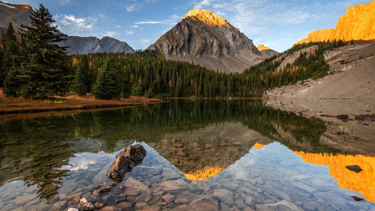 how to photograph landscape images during the fall