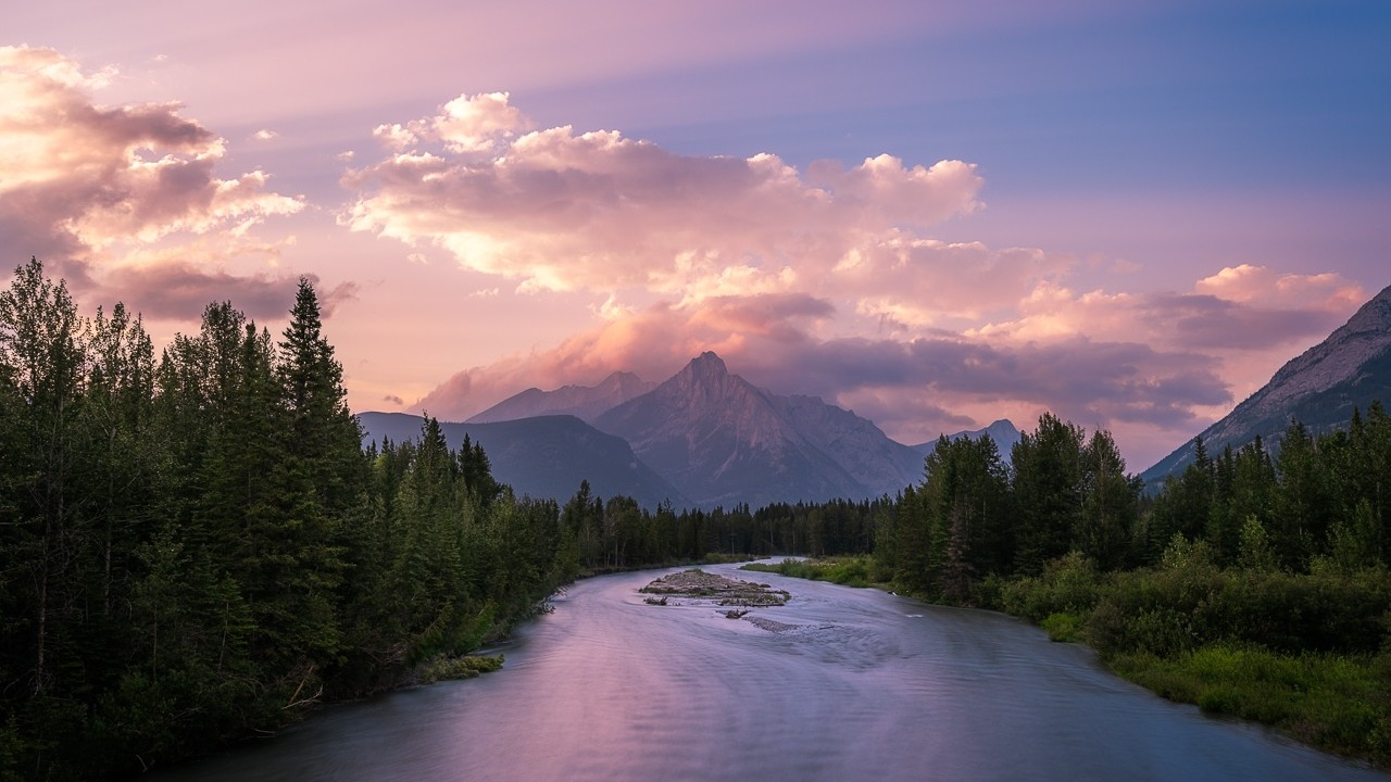 wildfire smoke and landscape photography