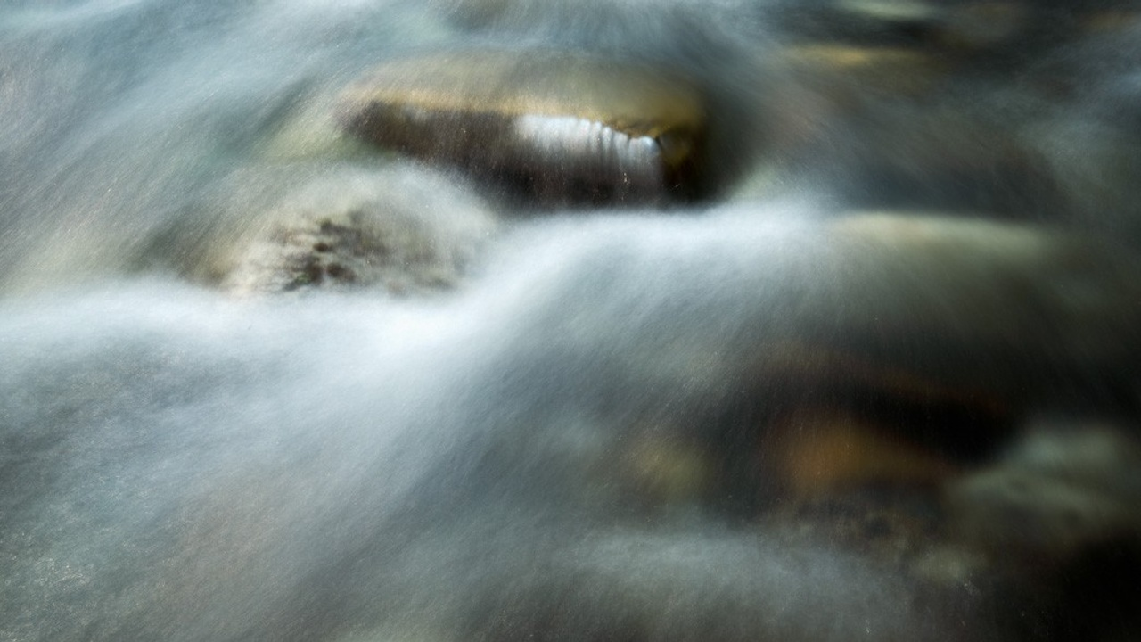 Shutter speed and landscape photography