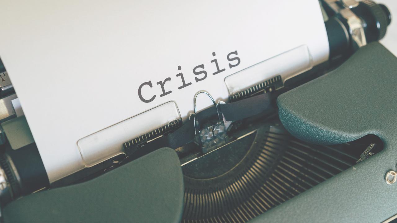 Kris i skrivandet – eller egentligen i vilket långsiktigt projekt som helst.
