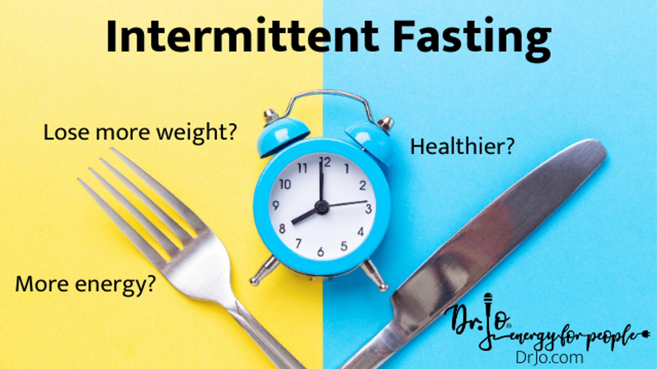 Intermittent fasting: lose more weight? Healthier? More energy?